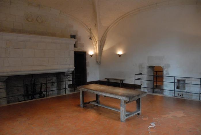 Замок Азе-ле-Ридо-Chateau D'Azay le Rideau 84691