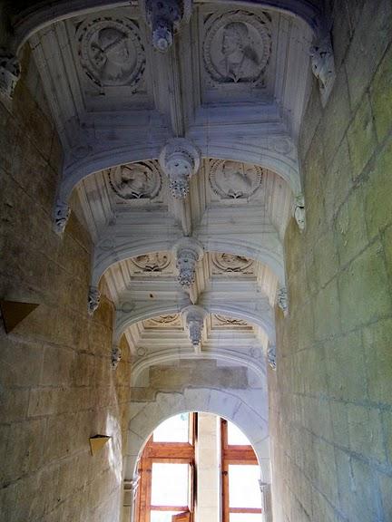 Замок Азе-ле-Ридо-Chateau D'Azay le Rideau 81668