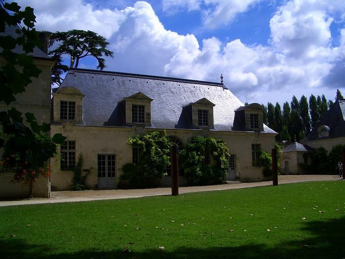 Замок Азе-ле-Ридо-Chateau D'Azay le Rideau 68372