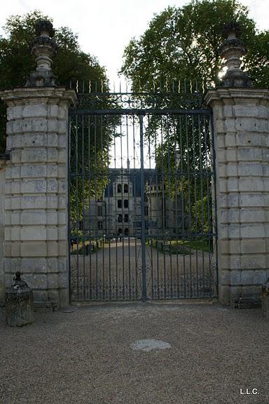 Замок Азе-ле-Ридо-Chateau D'Azay le Rideau 29426