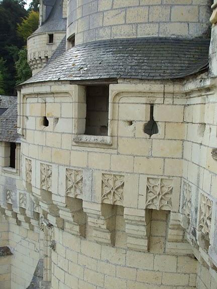 Замок Юссе - «замок спящей красавицы» 18218
