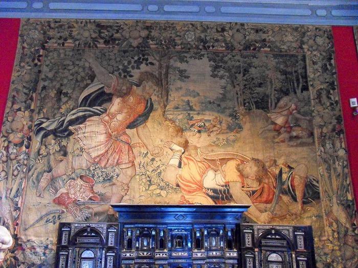 Замок Юссе - «замок спящей красавицы» 13361