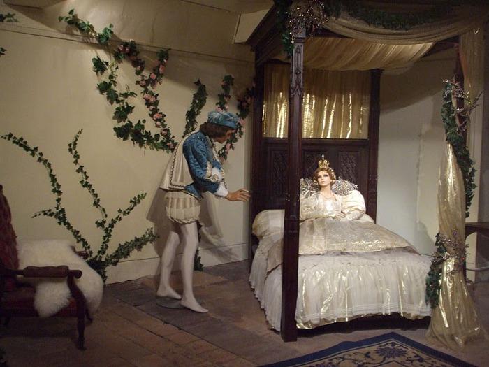 Замок Юссе - «замок спящей красавицы» 76457