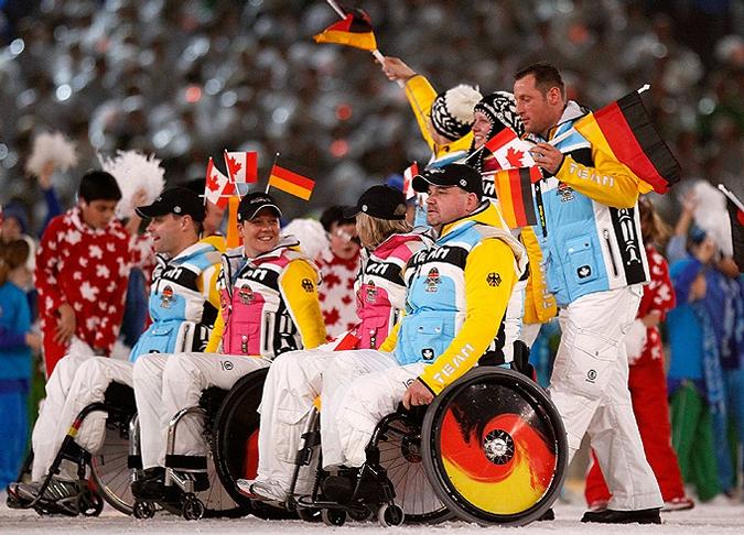 параолимпиада 2010 количество медалей