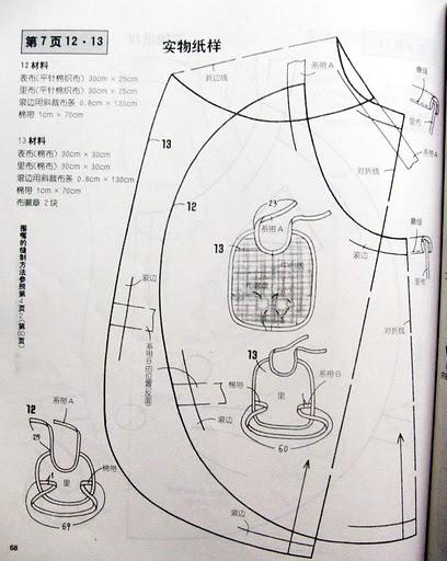 выкройка из японского журнала