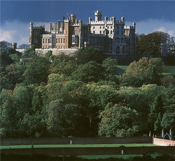Бивер-Касл (Belvoir Castle) 77324