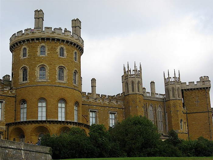 Бивер-Касл (Belvoir Castle) 90454