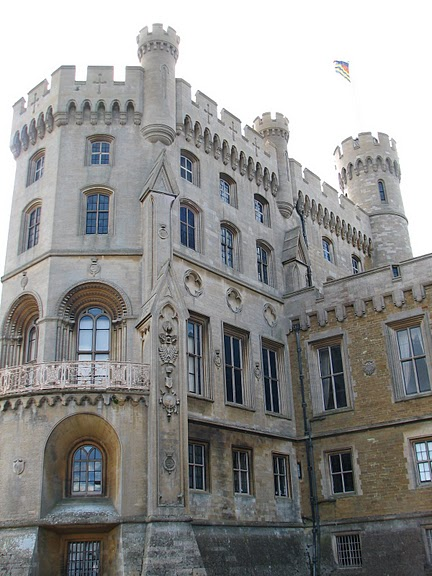 Бивер-Касл (Belvoir Castle) 45933