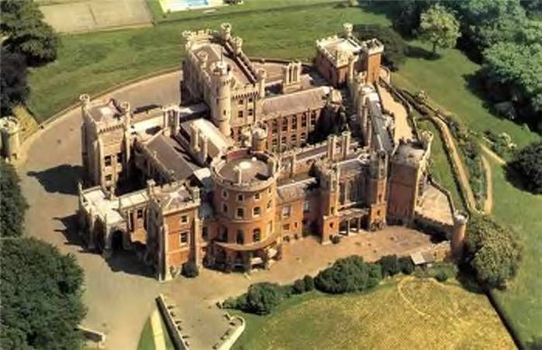 Бивер-Касл (Belvoir Castle) 83541