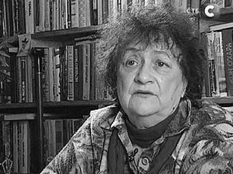 Галина Щербакова - автор книги Вам и не снилось, по которой был поставлен фильм