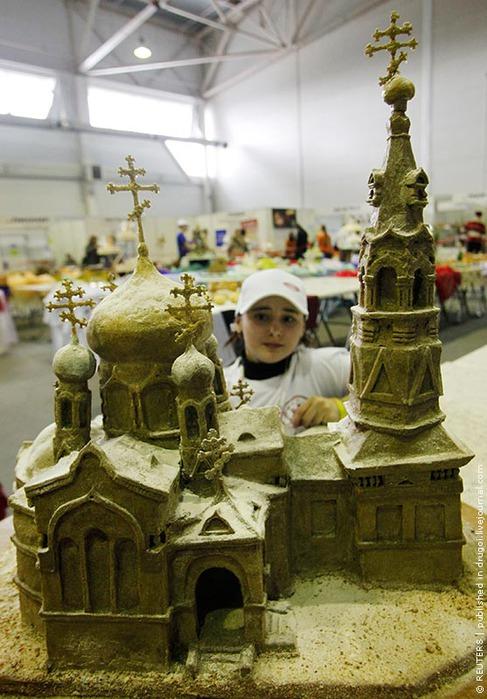 храм как кондитерское изделие красноярск