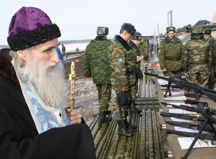 Протоиерей Олег Теор