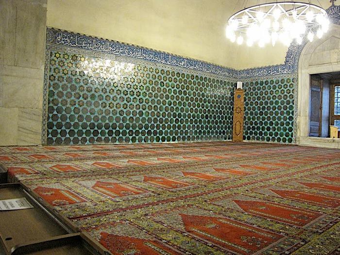 Зелёная мечеть 91753