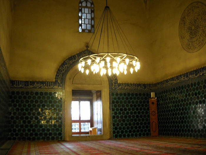 Зелёная мечеть 17260