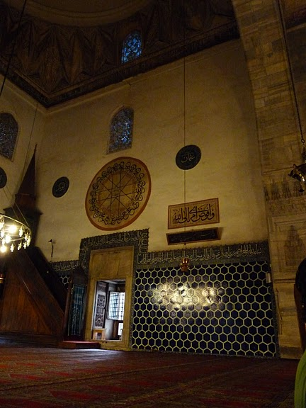 Зелёная мечеть 20700