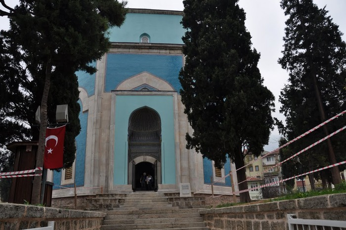 Зелёная мечеть 28317
