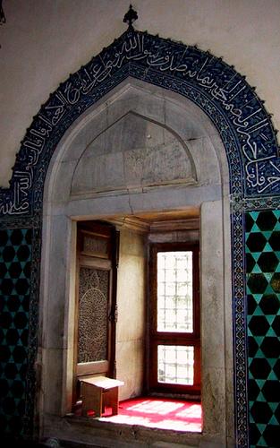 Зелёная мечеть 50412