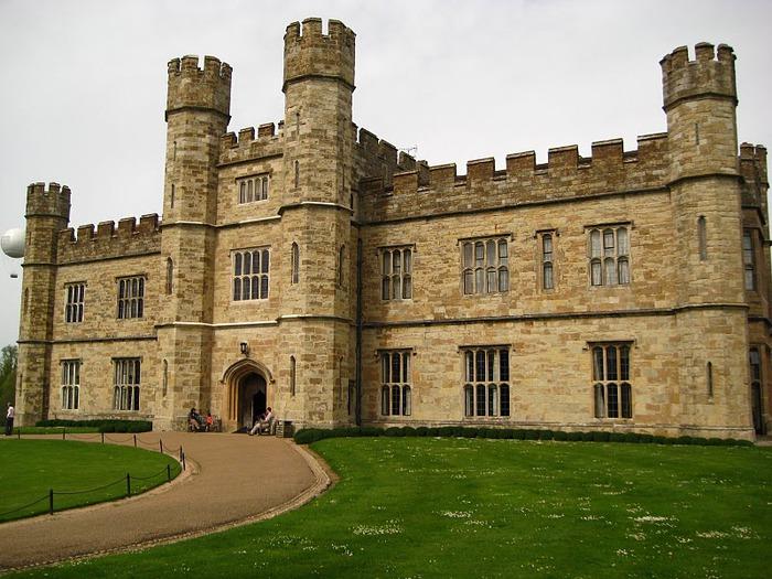 Замок Лидс 15892