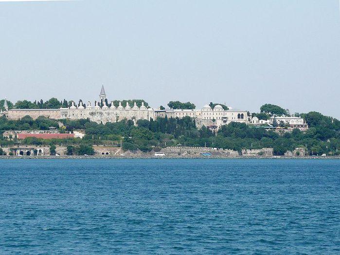 Дворец Топкапы (Topkapi Sarayi)-«турецкий Эрмитаж» 73057