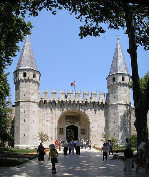 Дворец Топкапы (Topkapi Sarayi)-«турецкий Эрмитаж» 11081
