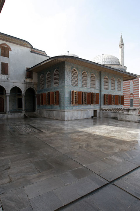 Дворец Топкапы (Topkapi Sarayi)-«турецкий Эрмитаж» 18575