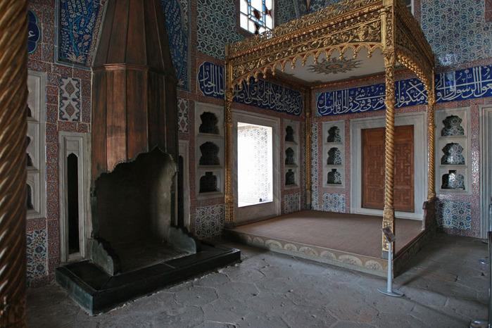 Дворец Топкапы (Topkapi Sarayi)-«турецкий Эрмитаж» 69927