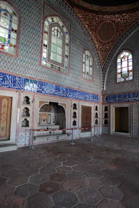 Дворец Топкапы (Topkapi Sarayi)-«турецкий Эрмитаж» 50265