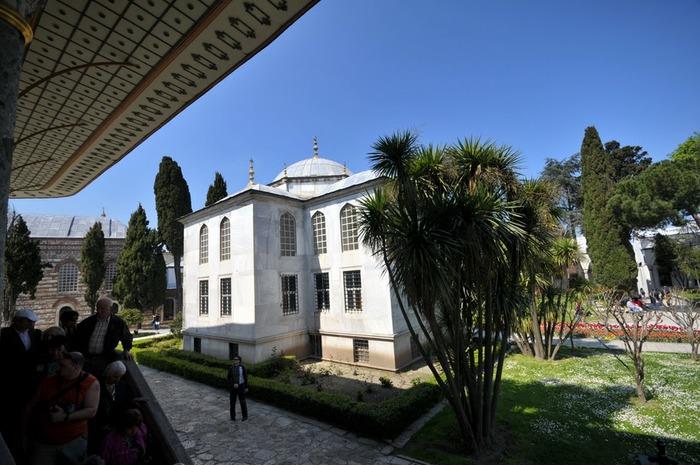 Дворец Топкапы (Topkapi Sarayi)-«турецкий Эрмитаж» 59555