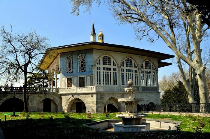 Дворец Топкапы (Topkapi Sarayi)-«турецкий Эрмитаж» 57774