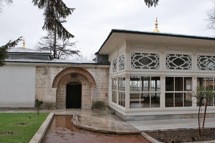 Дворец Топкапы (Topkapi Sarayi)-«турецкий Эрмитаж» 81211