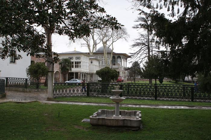 Дворец Топкапы (Topkapi Sarayi)-«турецкий Эрмитаж» 24880