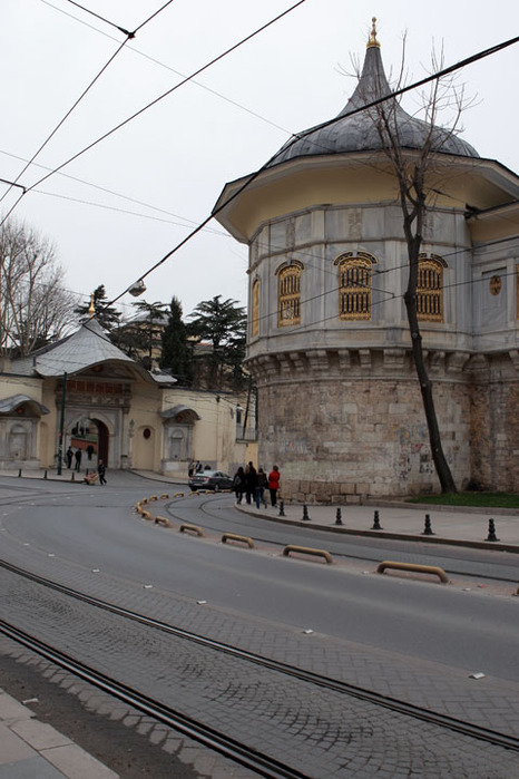 Дворец Топкапы (Topkapi Sarayi)-«турецкий Эрмитаж» 96573