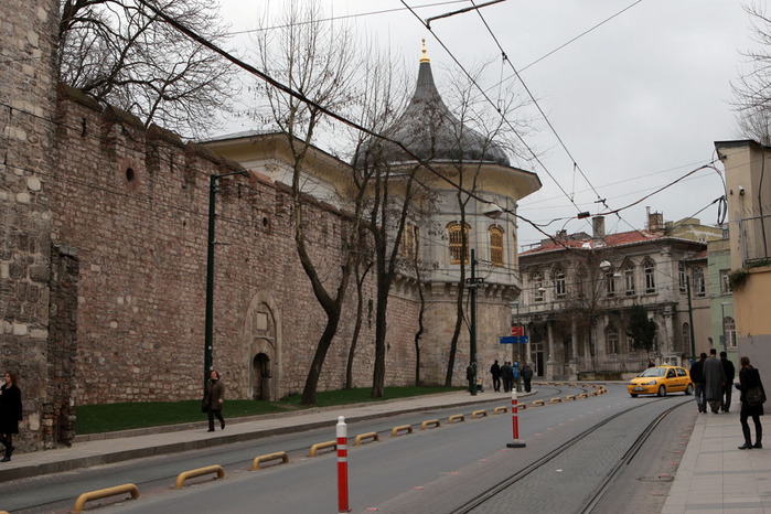 Дворец Топкапы (Topkapi Sarayi)-«турецкий Эрмитаж» 57187