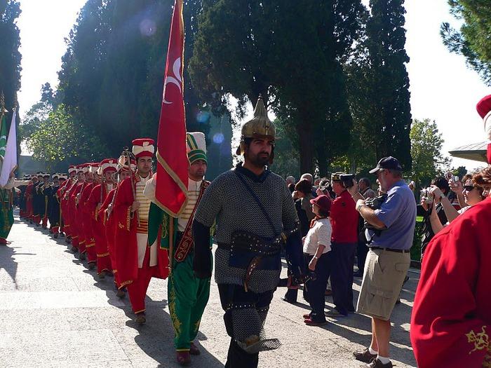 Дворец Топкапы (Topkapi Sarayi)-«турецкий Эрмитаж» 74468
