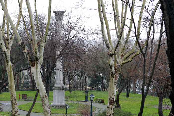 Дворец Топкапы (Topkapi Sarayi)-«турецкий Эрмитаж» 57708