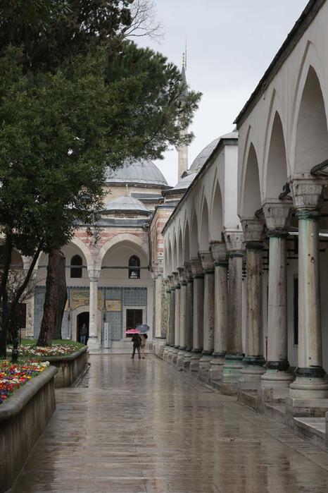 Дворец Топкапы (Topkapi Sarayi)-«турецкий Эрмитаж» 94130