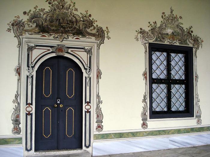 Дворец Топкапы (Topkapi Sarayi)-«турецкий Эрмитаж» 98352