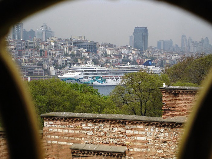 Дворец Топкапы (Topkapi Sarayi)-«турецкий Эрмитаж» 97332