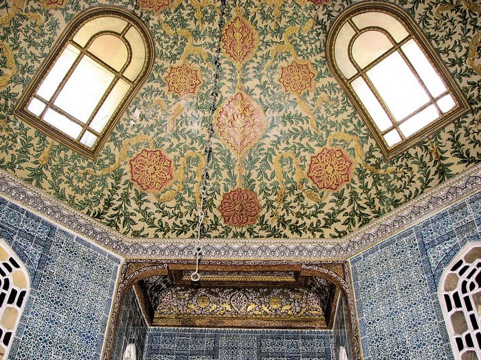 Дворец Топкапы (Topkapi Sarayi)-«турецкий Эрмитаж» 23973