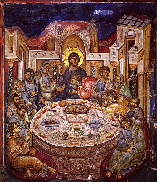 Eucharistic Prayer  dans immagini sacre 57194610_Ikona__taynaya_vecherya