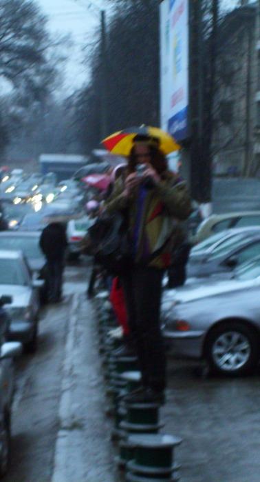 FlashMob В Кишинёве