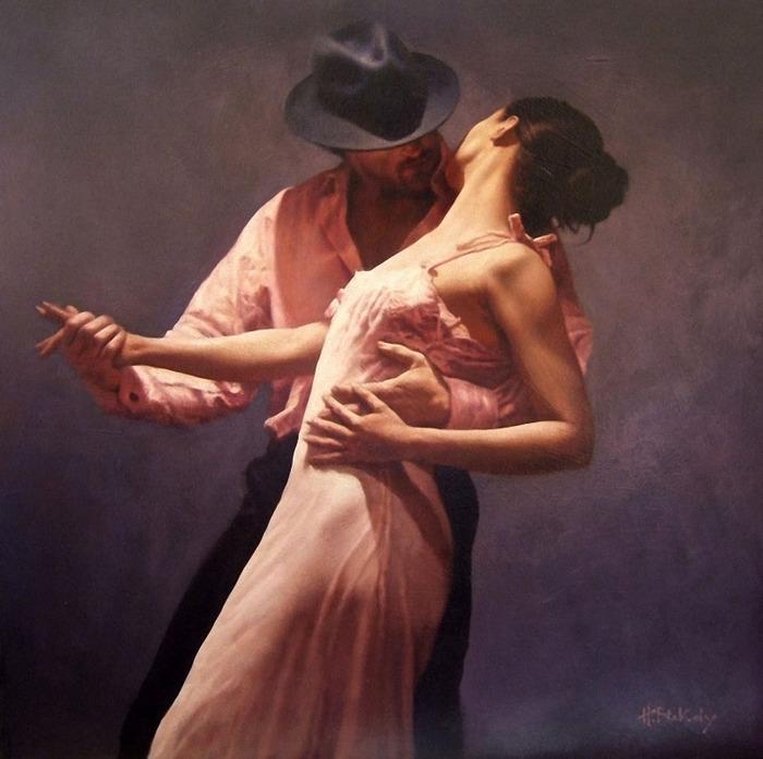 танго – танец двух мужчин.