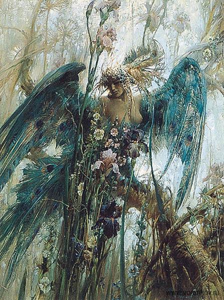 Птицы в славянской мифологии » Перуница