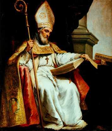 Исидор Севильский архиепископ Севильи, святой покровитель Интернета в католической церкви