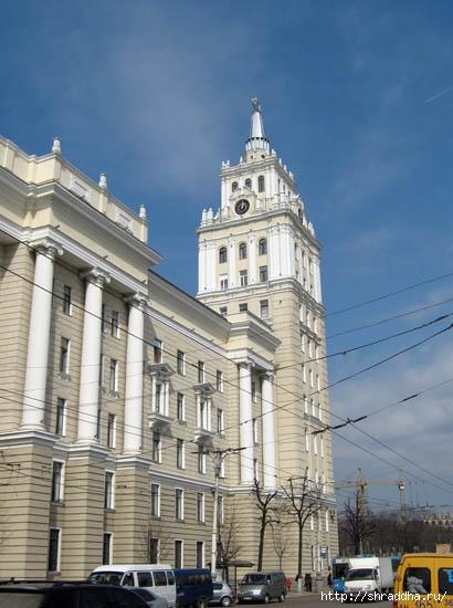 Башня ЮВЖД Воронеж