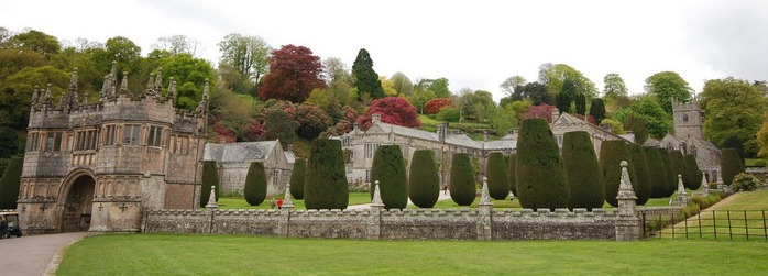 Замок Lanhydrock, графство Корнуолл. 62267
