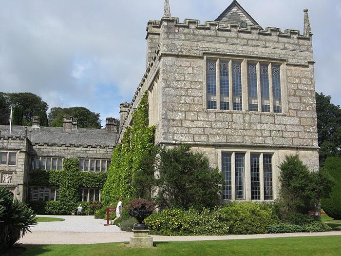 Замок Lanhydrock, графство Корнуолл. 68358
