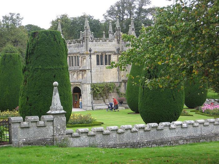 Замок Lanhydrock, графство Корнуолл. 51528