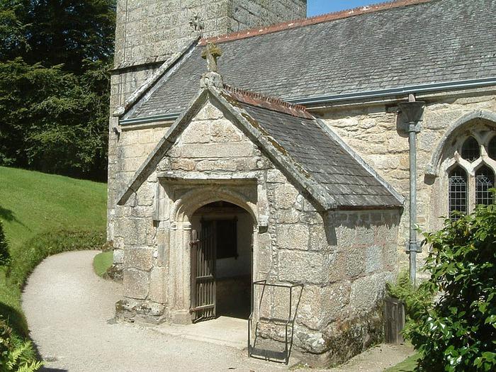 Замок Lanhydrock, графство Корнуолл. 83032