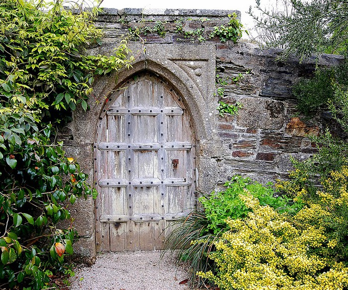 Замок Lanhydrock, графство Корнуолл. 28618